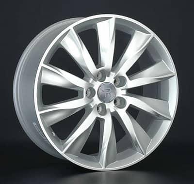 Диск колесный Replay V14 8xR18 5x108 ET55 ЦО63,3 серебристый 024452-050047006