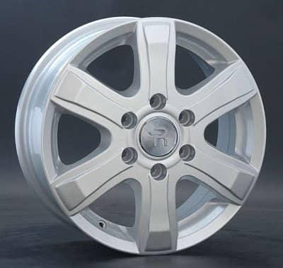 Диск колесный Replay VV74 6,5xR16 5x120 ET51 ЦО65,1 серебристый 015962-040029006