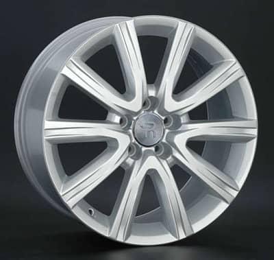 Диск колесный Replay A75 8xR18 5x112 ET39 ЦО66,6 серебристый 019844-040019006