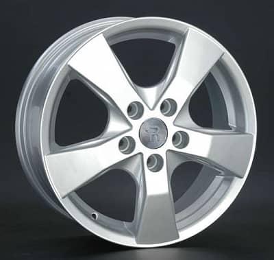 Диск колесный Replay SZ26 6xR16 5x114,3 ET50 ЦО60,1 серебристый 020007-020012001