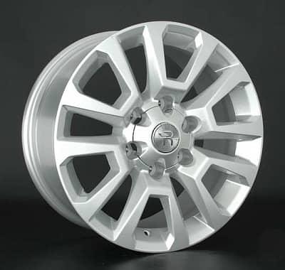 Диск колесный Replay TY182 7,5xR17 6x139,7 ET25 ЦО106,1 серебристый 030700-070686007