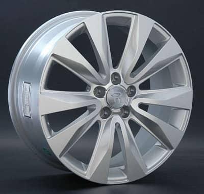 Диск колесный Replay A45 8xR18 5x112 ET39 ЦО66,6 серебристый 001098-070019006