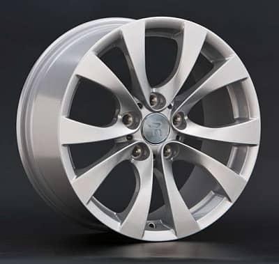 Диск колесный Replay B89 8xR17 5x120 ET43 ЦО72,6 серебристый 007417-050023001