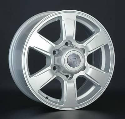 Диск колесный Replay FD67 7xR16 6x139,7 ET55 ЦО93,1 серебристый 023253-040635007