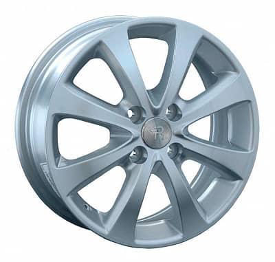 Диск колесный Replay HND73 6xR16 4x100 ET52 ЦО54,1 серебристый 017227-180143003