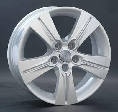 Диск колесный Replay KI36 6,5xR17 5x114,3 ET35 ЦО67,1 серебристый 014841-040146018