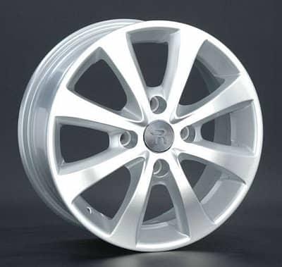 Диск колесный Replay KI51 6xR16 4x100 ET52 ЦО54,1 серебристый 023593-180146004
