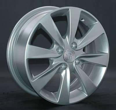 Диск колесный Replay KI79 6xR16 4x100 ET52 ЦО54,1 серебристый 023592-030146004