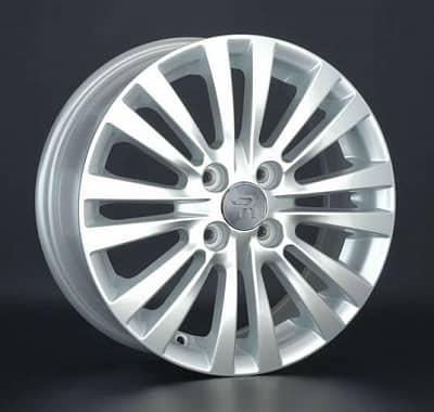 Диск колесный Replay KI81 6xR16 4x100 ET52 ЦО54,1 серебристый 020292-040146004
