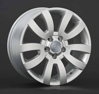 Диск колесный Replay LR8 8xR18 5x120 ET53 ЦО72,6 серебристый 030065-070211012