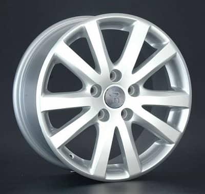 Диск колесный Replay SK13 7xR16 5x112 ET45 ЦО57,1 серебристый 017259-070035006