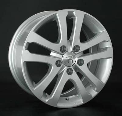 Диск колесный Replay SNG17 6,5xR16 5x130 ET43 ЦО84,1 серебристый 032077-160178014