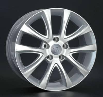 Диск колесный Replay TY111 7xR17 5x114,3 ET45 ЦО60,1 серебристый 019227-030264004