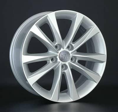 Диск колесный Replay TY136 7xR17 5x114,3 ET45 ЦО60,1 серебристый 023380-040125004