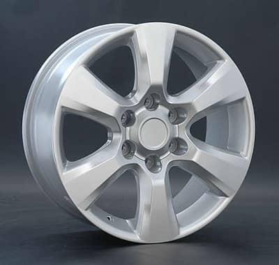Диск колесный Replay TY68 8,5xR20 6x139,7 ET25 ЦО106,1 серебристый 018223-040697007