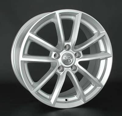 Диск колесный Replay VV57 8xR17 5x112 ET41 ЦО57,1 серебристый 018151-070029006