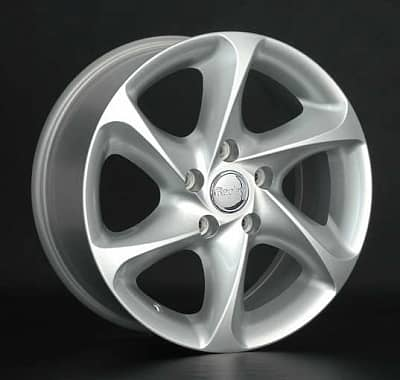 Диск колесный Replay EM1 7xR16 5x114,3 ET45 ЦО54,1 серебристый 027612-180167004