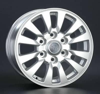 Диск колесный Replay MI50 7,5xR17 6x139,7 ET38 ЦО67,1 серебристый 018846-160225007