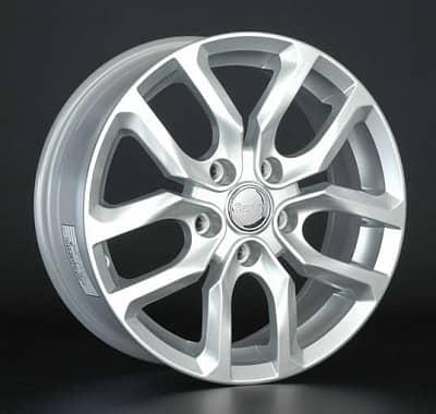 Диск колесный Replay NS121 6,5xR16 5x114,3 ET45 ЦО66,1 серебристый 025057-180010010