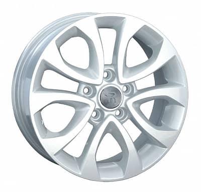 Диск колесный Replay NS62 6,5xR16 5x114,3 ET40 ЦО66,1 серебристый 015953-040010001