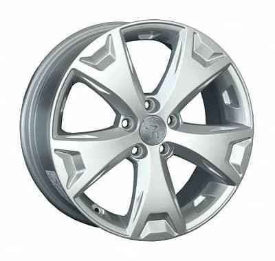 Диск колесный Replay SB15 6,5xR16 5x100 ET48 ЦО56,1 серебристый 024507-100254002