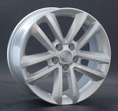 Диск колесный Replay SK26 7xR17 5x112 ET49 ЦО57,1 серебристый 016572-040035006