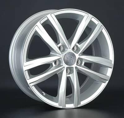 Диск колесный Replay SK63 6,5xR16 5x112 ET50 ЦО57,1 серебристый 023738-180035006