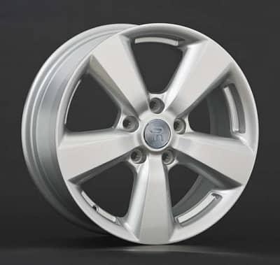 Диск колесный Replay SZ10 6,5xR16 5x114,3 ET45 ЦО60,1 серебристый 004865-070012002