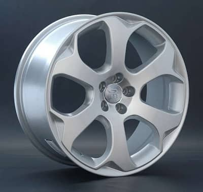 Диск колесный Replay V10 7,5xR17 5x108 ET49 ЦО67,1 серебристый 012296-040047006