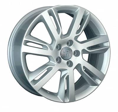Диск колесный Replay V22 7,5xR18 5x108 ET49 ЦО67,1 серебристый 022828-040047006
