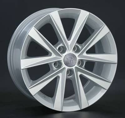 Диск колесный Replay VV116 7,5xR17 5x112 ET47 ЦО57,1 серебристый 020140-030029006