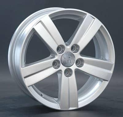 Диск колесный Replay VV58 7xR17 5x112 ET54 ЦО57,1 серебристый 019729-100029006