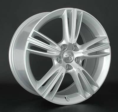 Диск колесный Replay A77 8xR18 5x112 ET39 ЦО66,6 серебристый 030616-040019006