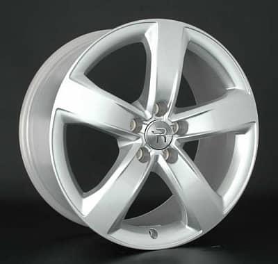 Диск колесный Replay A95 8xR18 5x112 ET39 ЦО66,6 серебристый 029844-180019097