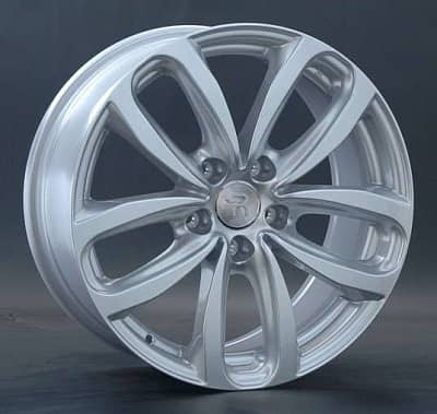 Диск колесный Replay B123 8xR18 5x120 ET43 ЦО72,6 серебристый 015361-050046001
