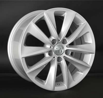 Диск колесный Replay B183 8xR18 5x120 ET43 ЦО72,6 серебристый 033990-040023005