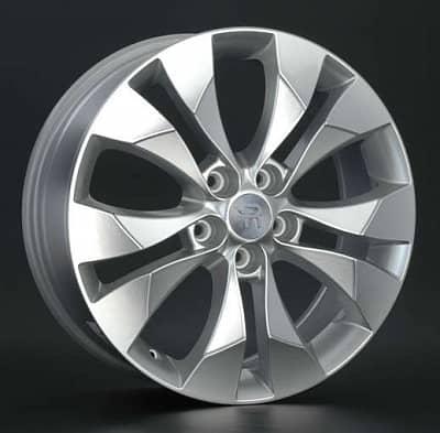 Диск колесный Replay HND181 6,5xR17 5x114,3 ET48 ЦО67,1 серебристый 033468-990143004