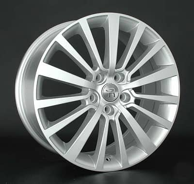 Диск колесный Replay KI156 7,5xR18 5x114,3 ET46 ЦО67,1 серебристый 031975-010146004