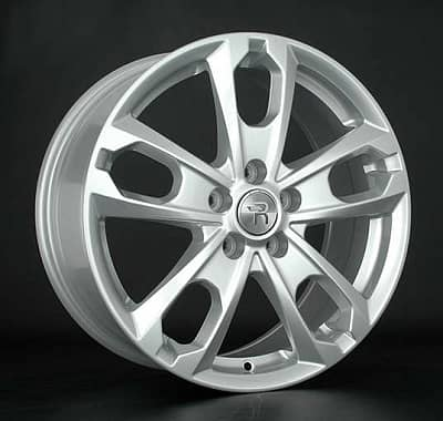 Диск колесный Replay LR51 8xR18 5x108 ET55 ЦО63,3 серебристый 029832-070210014