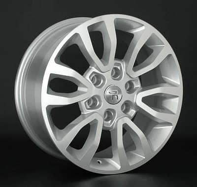 Диск колесный Replay LX75 7,5xR17 6x139,7 ET25 ЦО106,1 серебристый 034875-070123007