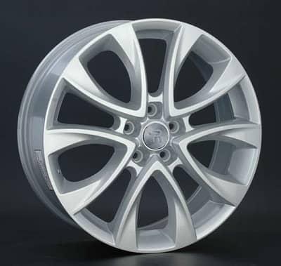 Диск колесный Replay MZ39 7xR17 5x114,3 ET50 ЦО67,1 серебристый 020655-030124004