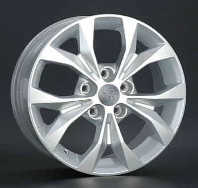 Диск колесный Replay NS103 6,5xR16 5x114,3 ET45 ЦО66,1 серебристый 020255-030010010