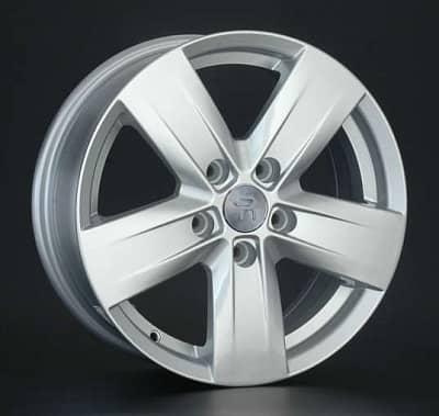Диск колесный Replay NS108 6,5xR16 5x114,3 ET40 ЦО66,1 серебристый 021501-180010010