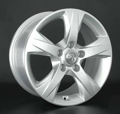 Диск колесный Replay NS180 7xR16 5x114,3 ET50 ЦО66,1 серебристый 034108-990010010