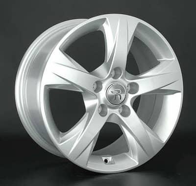 Диск колесный Replay RN152 7xR16 5x114,3 ET47 ЦО66,1 серебристый 029799-280011001