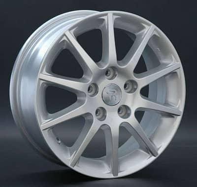 Диск колесный Replay SZ15 6xR16 5x114,3 ET50 ЦО60,1 серебристый 006003-070012002