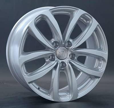 Диск колесный Replay B123 8xR18 5x120 ET43 ЦО72,6 серебристый 015361-050046005
