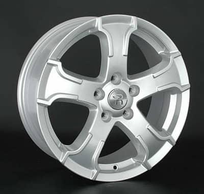 Диск колесный Replay SZ6 6,5xR17 5x114,3 ET45 ЦО60,1 серебристый 016462-050012021