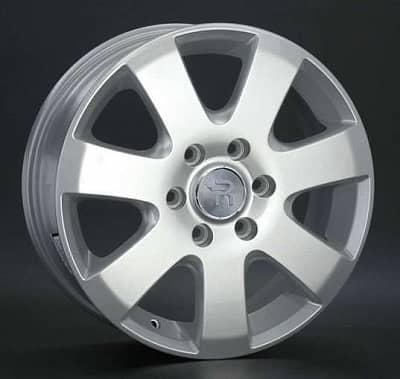 Диск колесный Replay MR115 6,5xR17 6x130 ET62 ЦО84,1 серебристый 018926-070060006