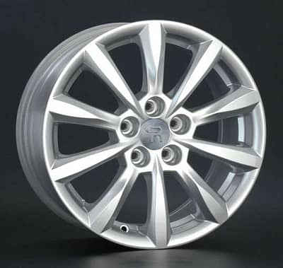 Диск колесный Replay OPL41 6,5xR16 5x105 ET39 ЦО56,6 серебристый 023940-180016015